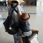 赤ちゃんが旅行先で夜泣き!準備して夜泣きに備えることが大切!