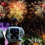 花火大会に行きたい!全国で有名な花火大会ランキングを発表!