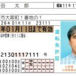運転免許証の返納を考えている人必見!年齢から見る実態調査!