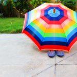降水確率10%は雨の心配はしなくていいの?お出かけは大丈夫?
